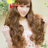 tóc giả nữ tg155