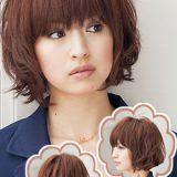 tóc giả nữ 52