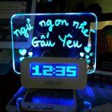 ĐỒNG HỒ BẢNG LED ASUS
