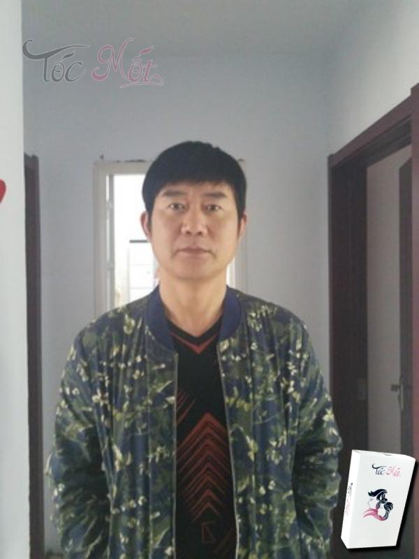 Tóc Giả Nam Cho Người Trung Niên